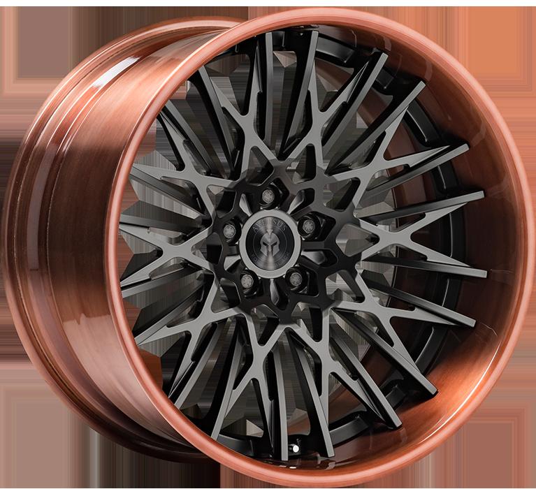 Aversus Forged Black Wheels Felgen A-FB X31