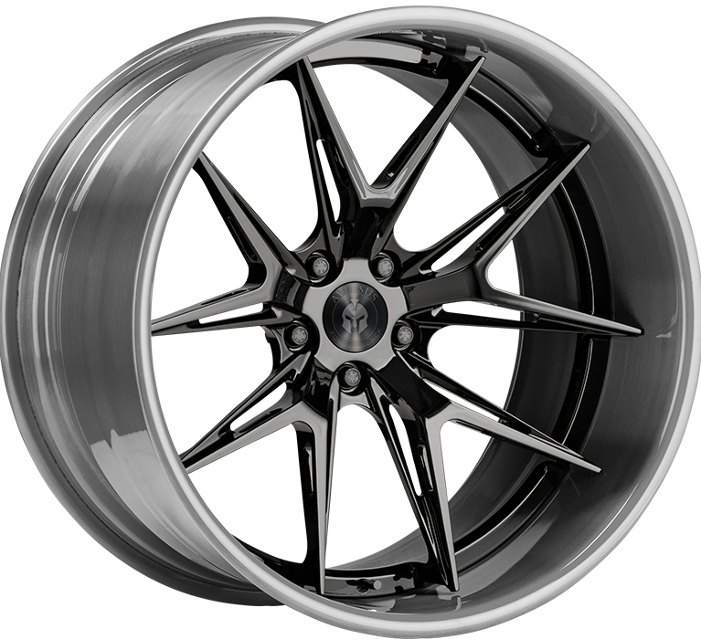 Aversus Forged Black Wheels Felgen A-FB X13