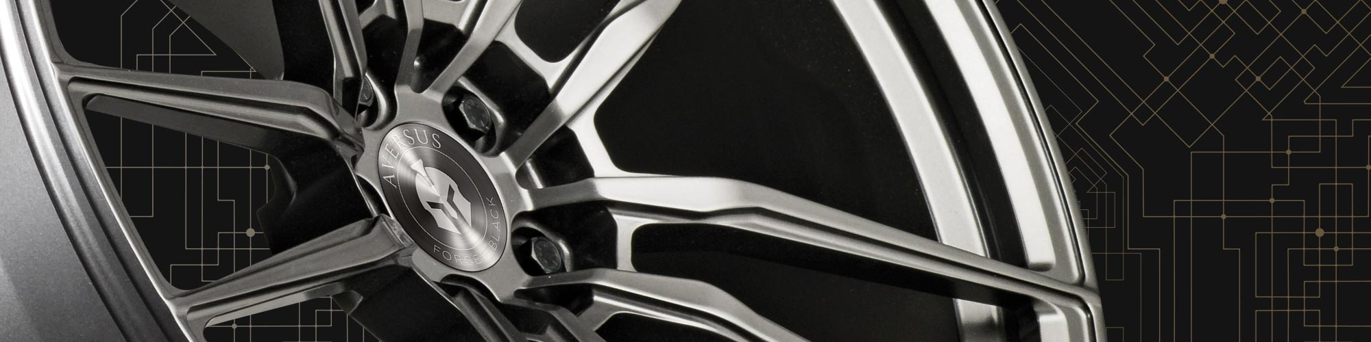 Wheelmaster Aversus FORGED BLACK Felgen