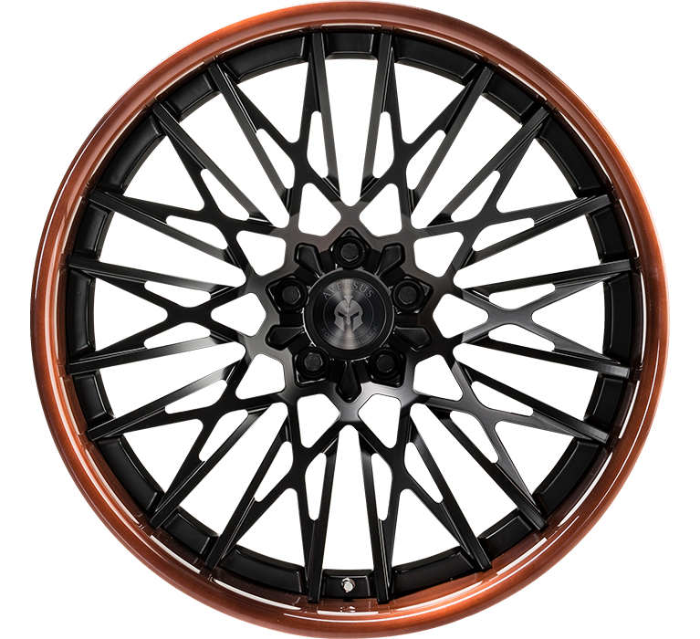Aversus FORGED BLACK Felgen  Wheels Felgen A-FB X31