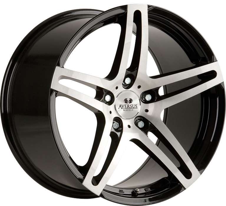 Aversus PREMIUM Felgen  Wheels Felgen Paris (Black)