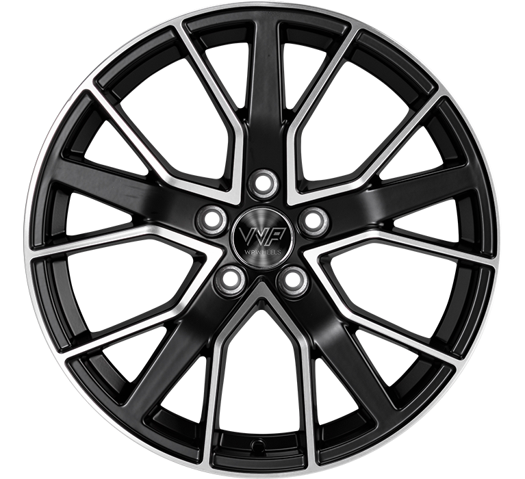 WP Wheels AUTHENTIC Felgen  Wheels Felgen WP 709