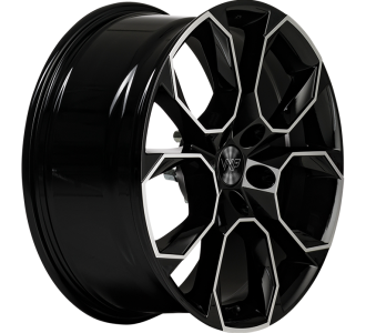 WP Wheels AUTHENTIC Felgen  Wheels Felgen WP 702