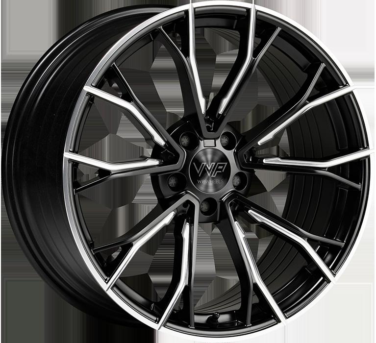 WP Wheels AUTHENTIC Felgen  Wheels Felgen WP 669