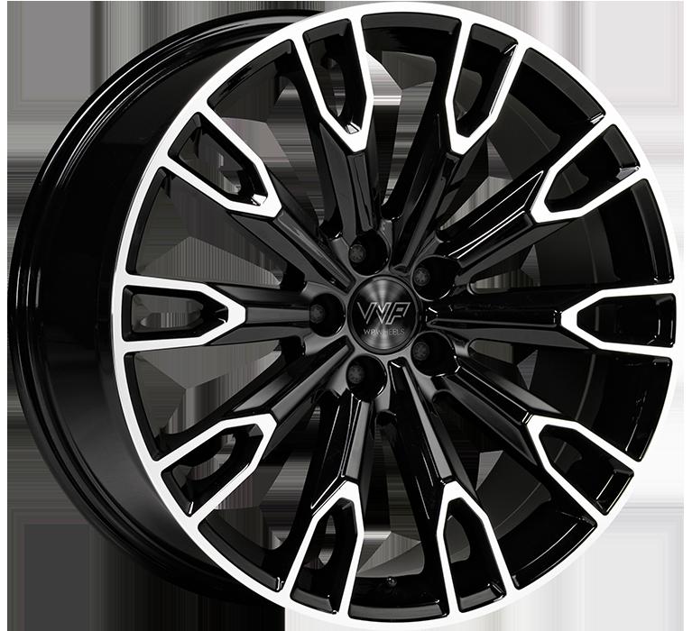 WP Wheels AUTHENTIC Felgen  Wheels Felgen WP 708