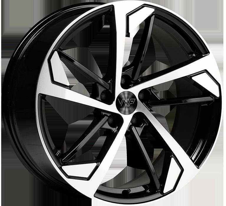 WP Wheels AUTHENTIC Felgen  Wheels Felgen WP 769