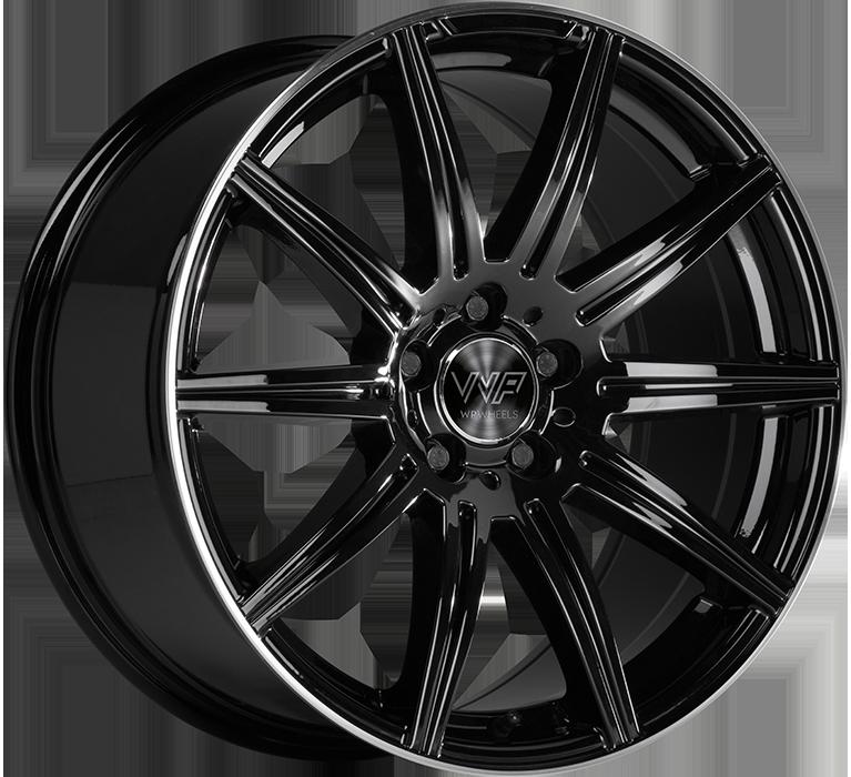 WP Wheels AUTHENTIC Felgen  Wheels Felgen WP 765