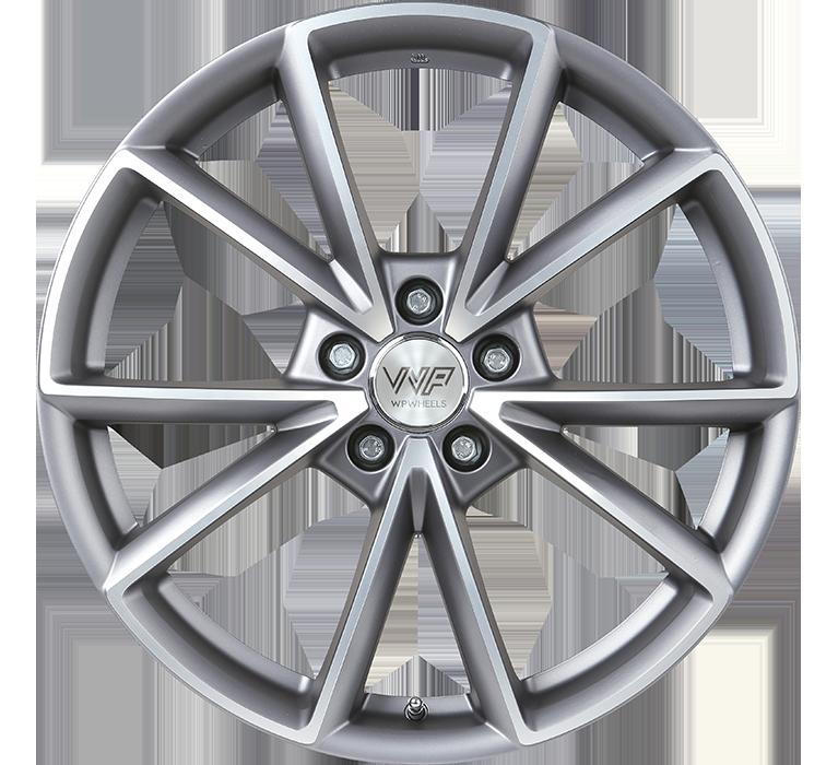 WP Wheels AUTHENTIC Felgen  Wheels Felgen WP 860