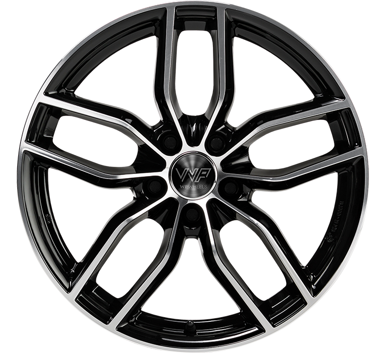 WP Wheels AUTHENTIC Felgen  Wheels Felgen WP 039