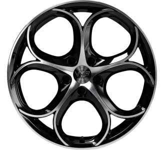 WP Wheels AUTHENTIC Felgen  Wheels Felgen WP 049