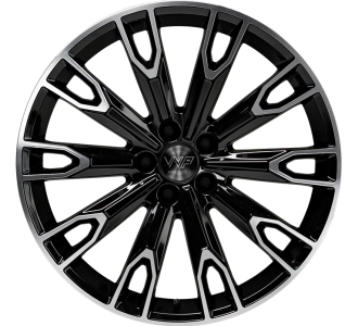 WP Wheels AUTHENTIC Felgen  Wheels Felgen WP 708
