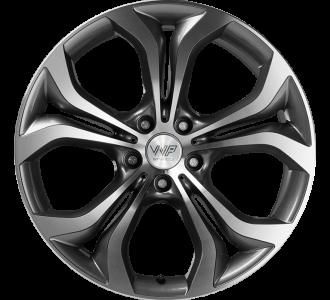 WP Wheels AUTHENTIC Felgen  Wheels Felgen WP 715