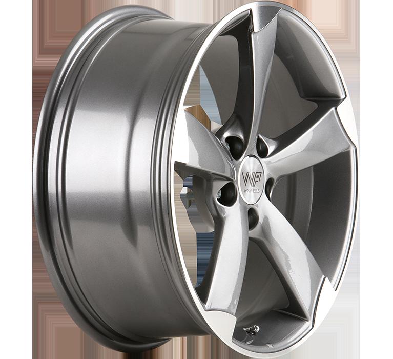 WP Wheels AUTHENTIC Felgen  Wheels Felgen WP 904
