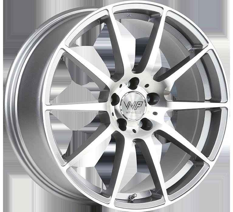 WP Wheels AUTHENTIC Felgen  Wheels Felgen WP 881