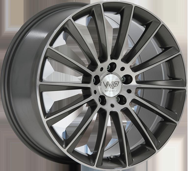 WP Wheels AUTHENTIC Felgen  Wheels Felgen WP 990