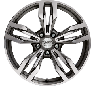 WP Wheels AUTHENTIC Felgen  Wheels Felgen WP 945