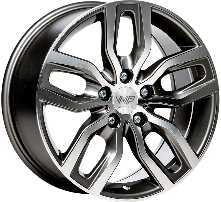 WP Wheels AUTHENTIC Felgen  Wheels Felgen WP 982