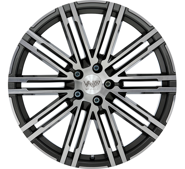 WP Wheels AUTHENTIC Felgen  Wheels Felgen WP 949