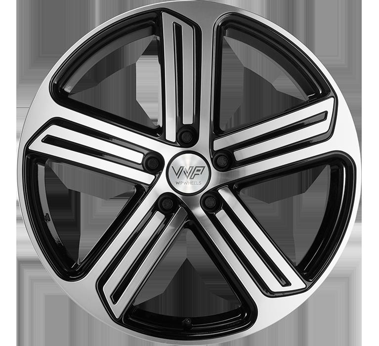 WP Wheels AUTHENTIC Felgen  Wheels Felgen WP 768