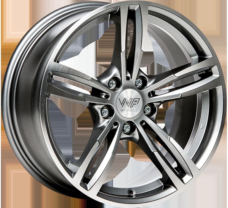 WP Wheels AUTHENTIC Felgen  Wheels Felgen WP 391