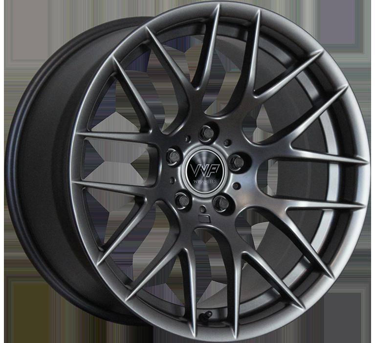WP Wheels AUTHENTIC Felgen  Wheels Felgen WP 395