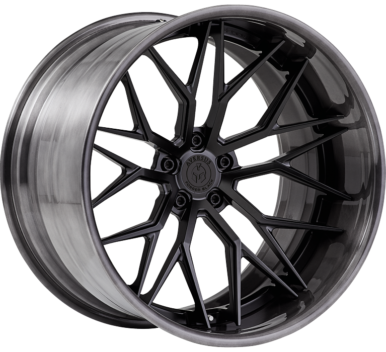 Aversus FORGED BLACK Felgen  Wheels Felgen A-FB X03