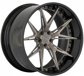 Aversus FORGED BLACK Felgen  Wheels Felgen A-FB X13