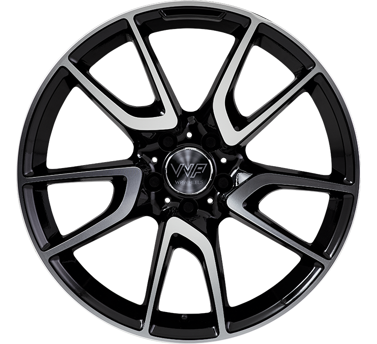 WP Wheels AUTHENTIC Felgen  Wheels Felgen WP 733
