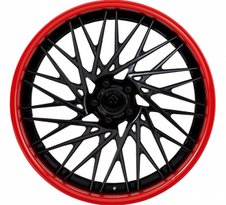 Aversus FORGED BLACK Felgen  Wheels Felgen A-FB X19