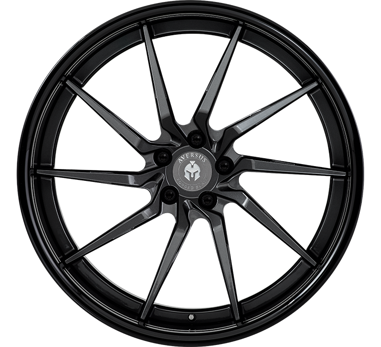 Aversus FORGED BLACK Felgen  Wheels Felgen A-FB X18