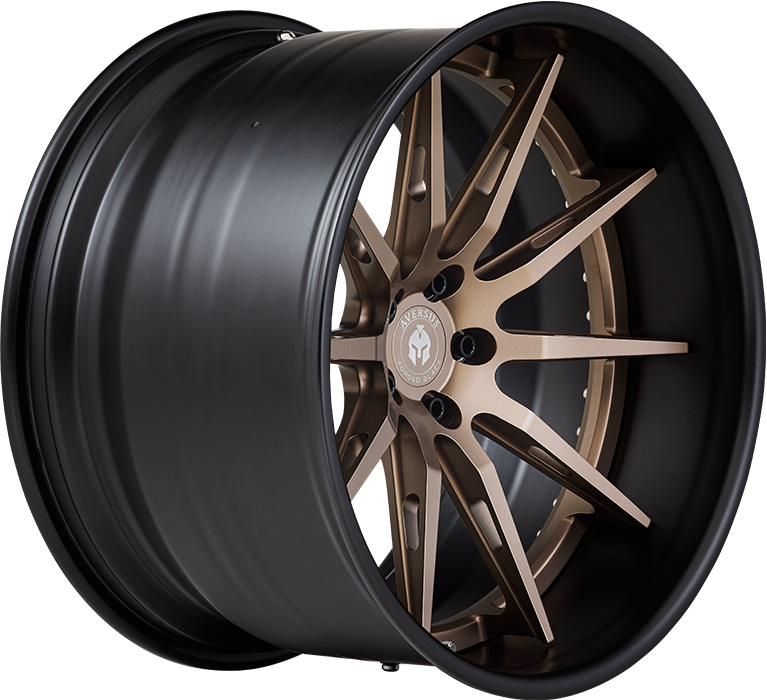 Aversus FORGED BLACK Felgen  Wheels Felgen A-FB X10