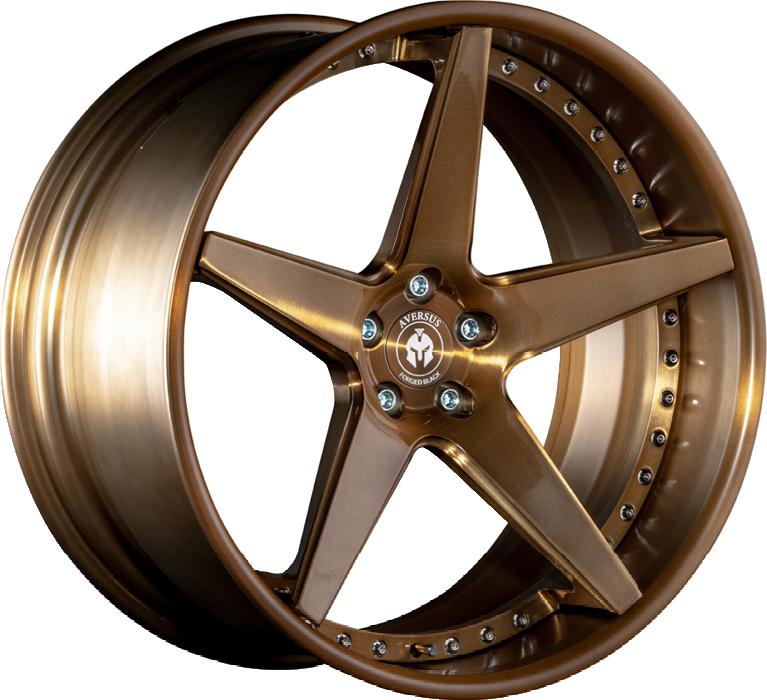 Aversus FORGED BLACK Felgen  Wheels Felgen A-FB X05