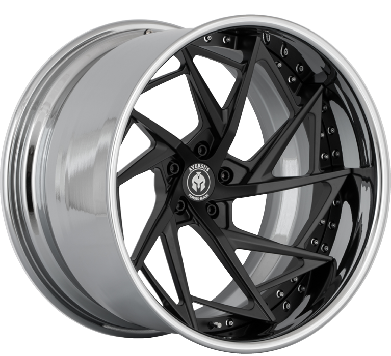 Aversus FORGED BLACK Felgen  Wheels Felgen A-FB X11
