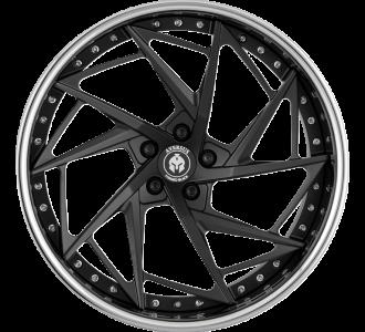 Aversus FORGED BLACK Felgen  Wheels Felgen A-FB X11