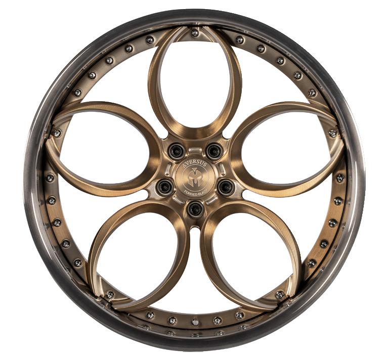 Aversus FORGED BLACK Felgen  Wheels Felgen A-FB X16