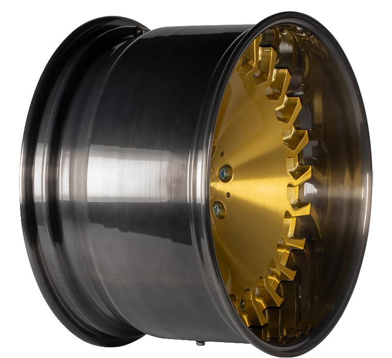 Aversus FORGED BLACK Felgen  Wheels Felgen A-FB X35