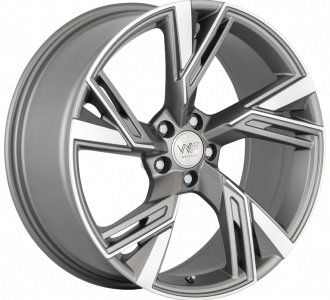 WP Wheels AUTHENTIC Felgen  Wheels Felgen WP 688