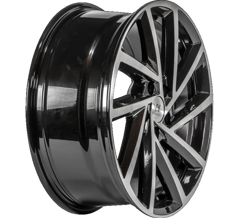 WP Wheels AUTHENTIC Felgen  Wheels Felgen WP 692