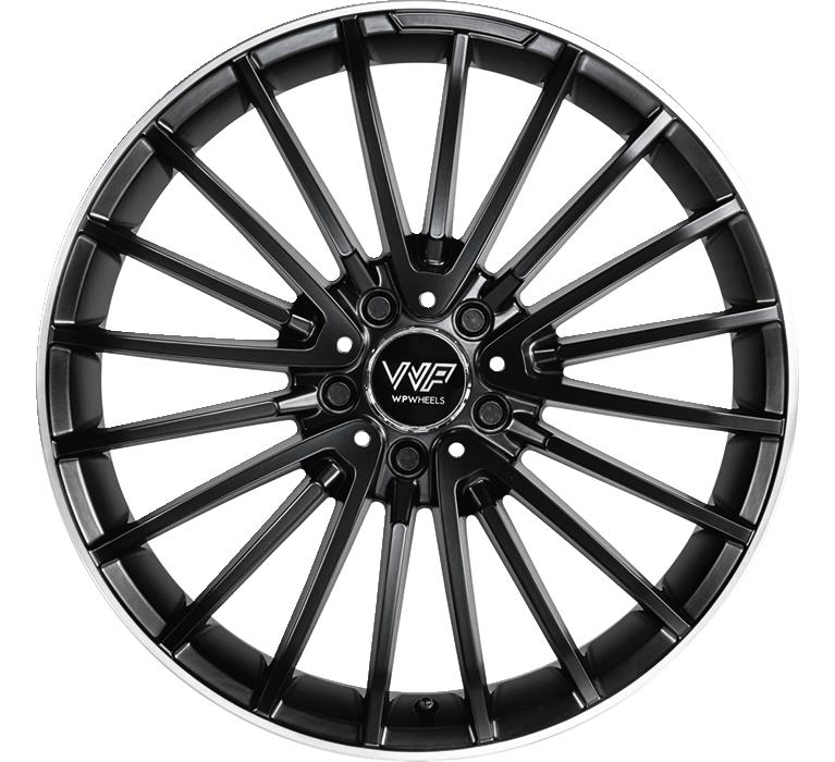 WP Wheels AUTHENTIC Felgen  Wheels Felgen WP 457