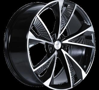 WP Wheels AUTHENTIC Felgen  Wheels Felgen WP 810