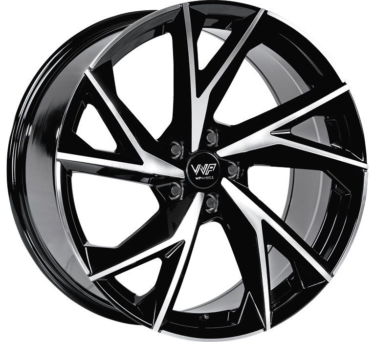 WP Wheels AUTHENTIC Felgen  Wheels Felgen WP 819