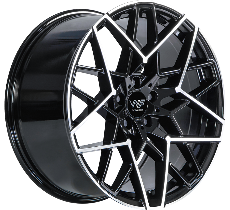 WP Wheels AUTHENTIC Felgen  Wheels Felgen WP 972