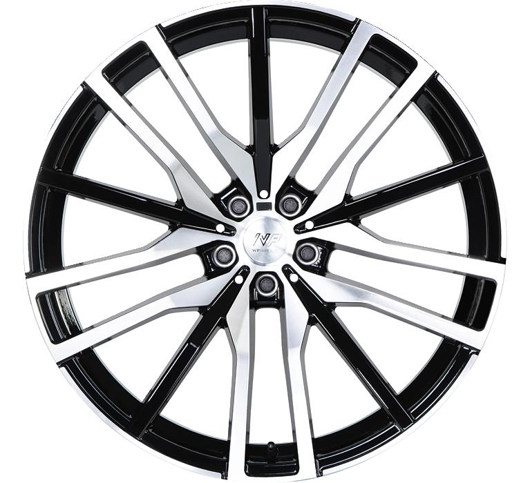 WP Wheels AUTHENTIC Felgen  Wheels Felgen WP 977